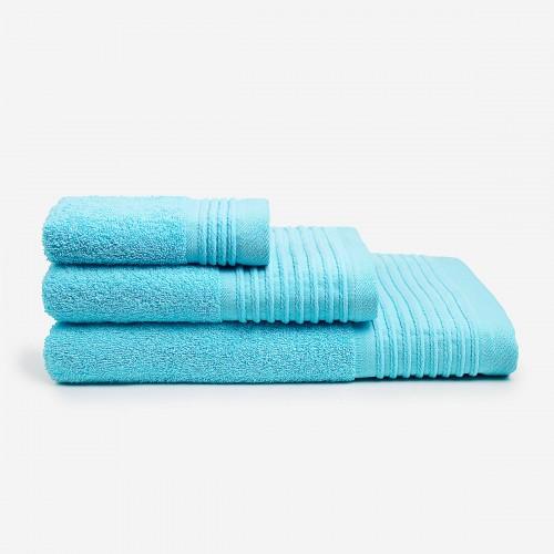 Conjunto B/8 - Azul Turquesa